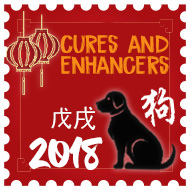 2018 Cures and Enhancers