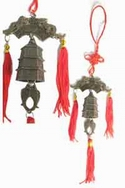 Wealth, protection & romance amulet for 2009 (Cai xiu)